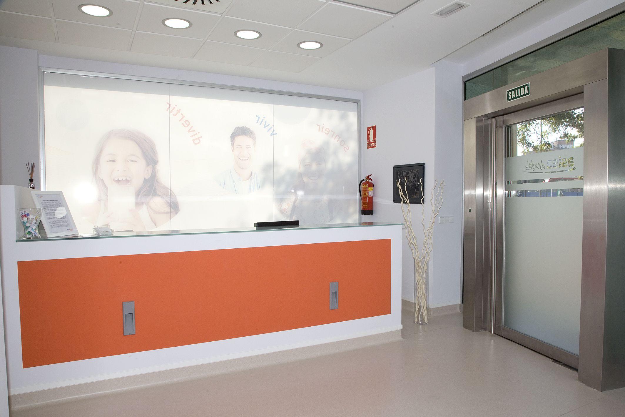 Clínica dental en la zona sur de Madrid