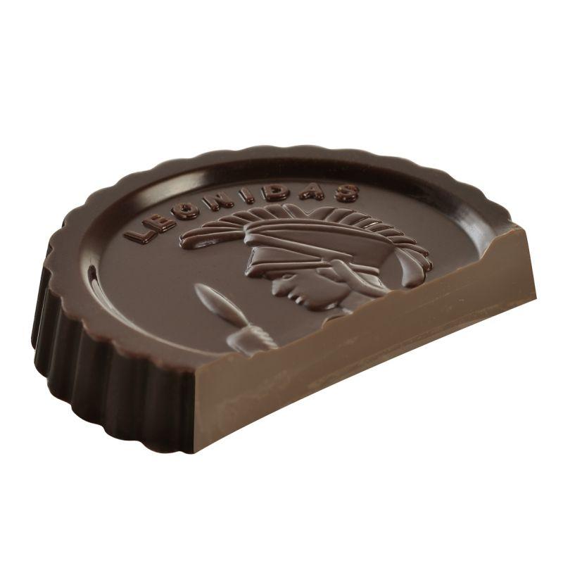 Bombones de distintos tipos de chocolate en Gijón
