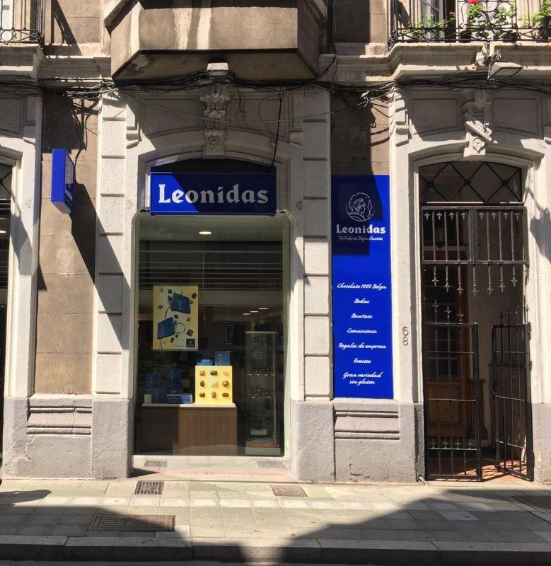 Bombonería con gran variedad en Gijón