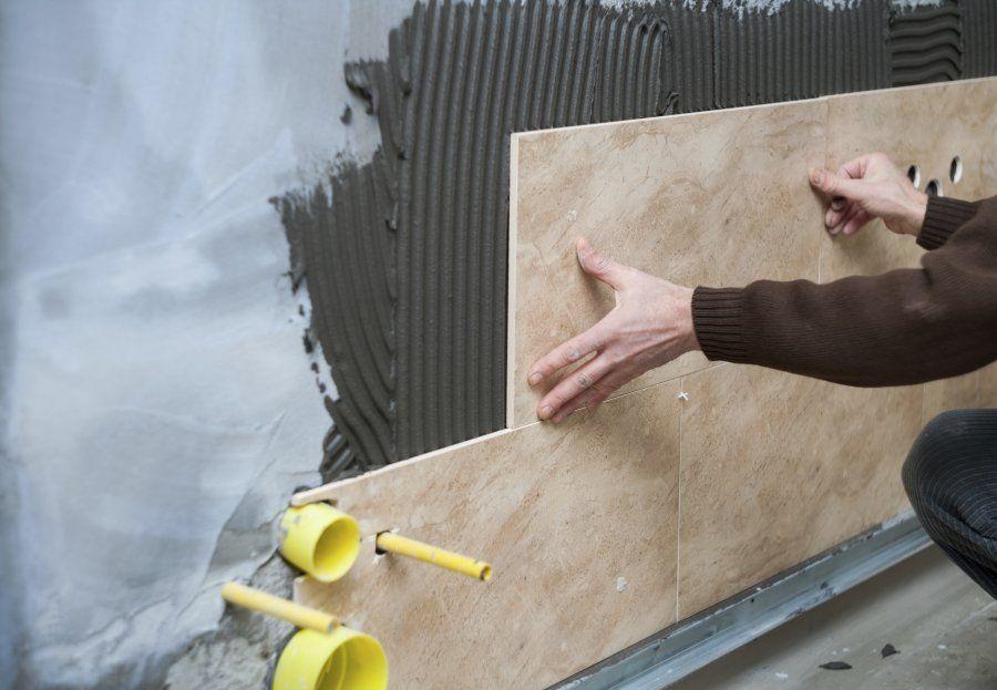 Almacén material de construcción