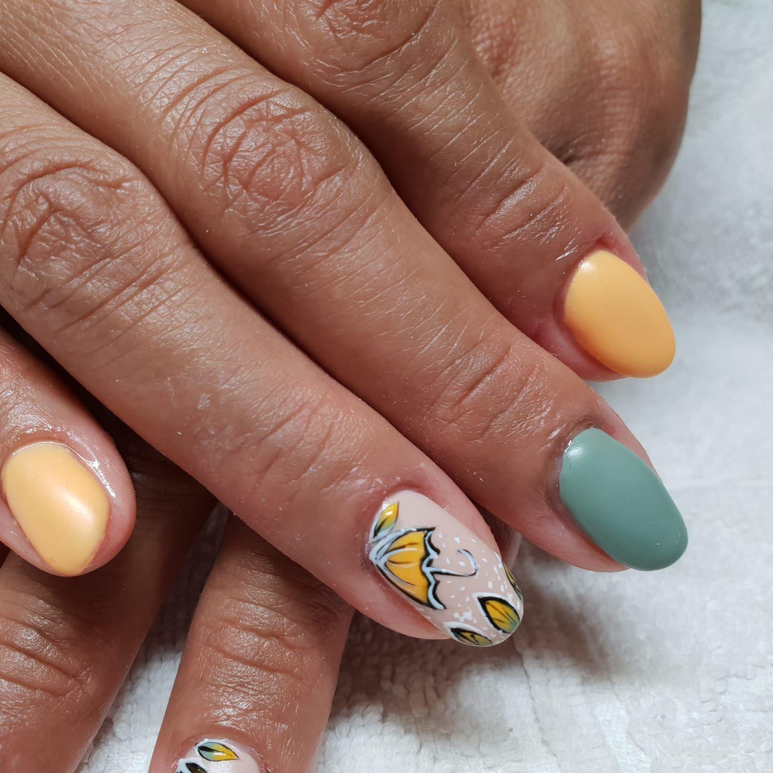 Un diseño diferente de uñas según la ocasión