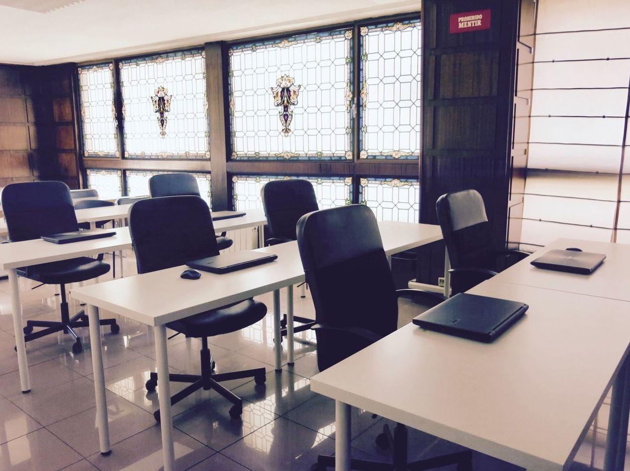 Foto 6 de Academias de informática en Madrid | meca-rapid Felipe II