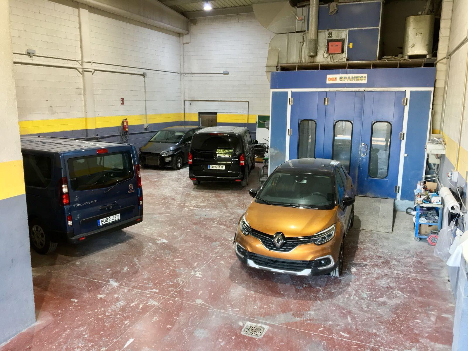 Talleres de reparación de coches en Alcalá de Henares