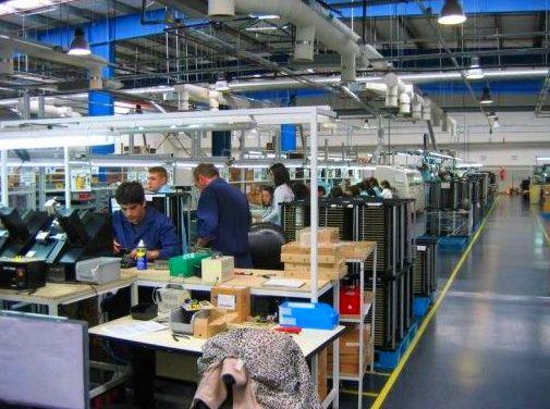 limpieza de fabricas en getafe