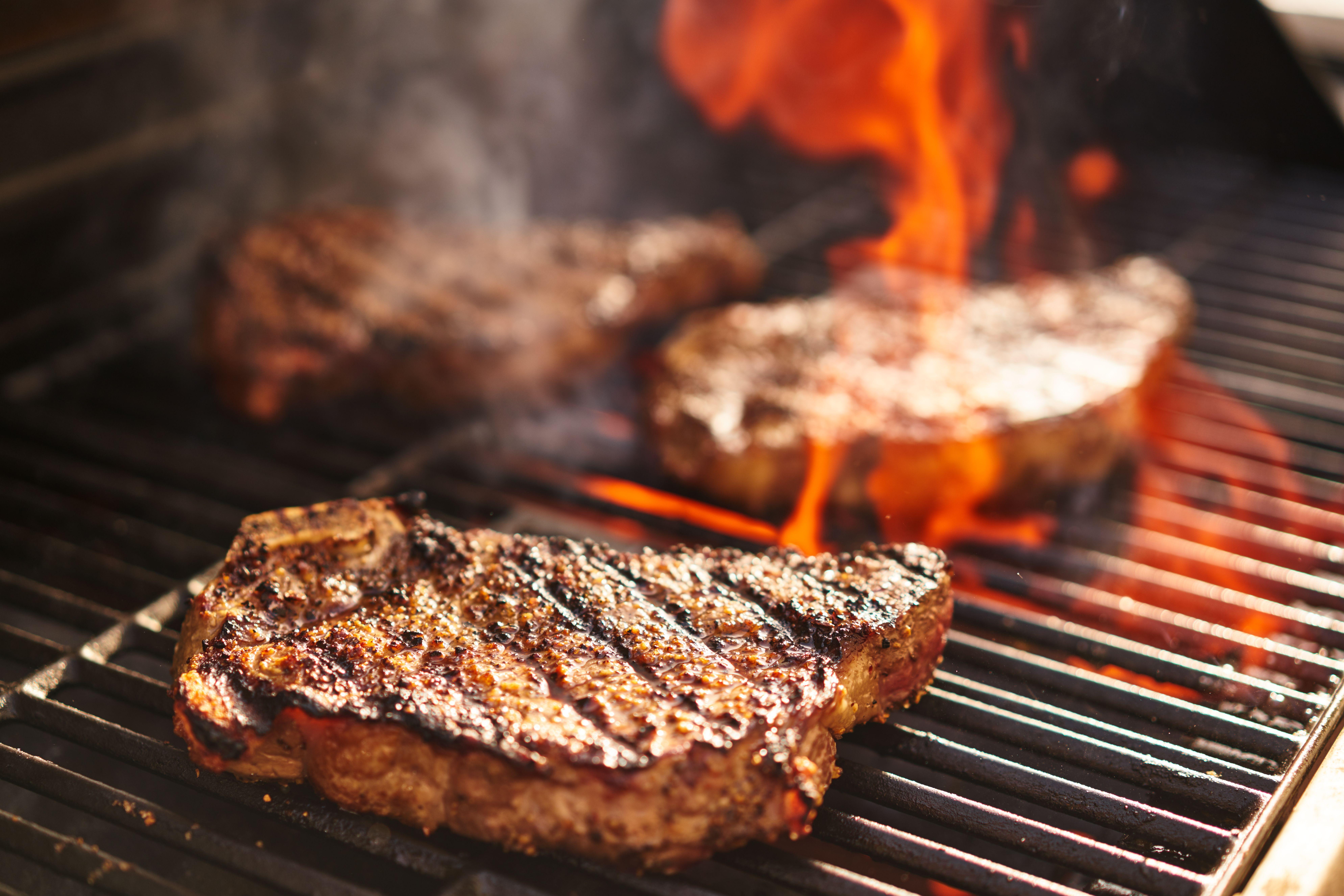 Carne a la brasa Malaga