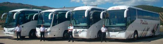 Foto 7 de Autocares en Navahermosa | Autocares Pinilla, S.L.