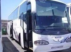 Servicios: Servicios de Autocares Pinilla, S.L.