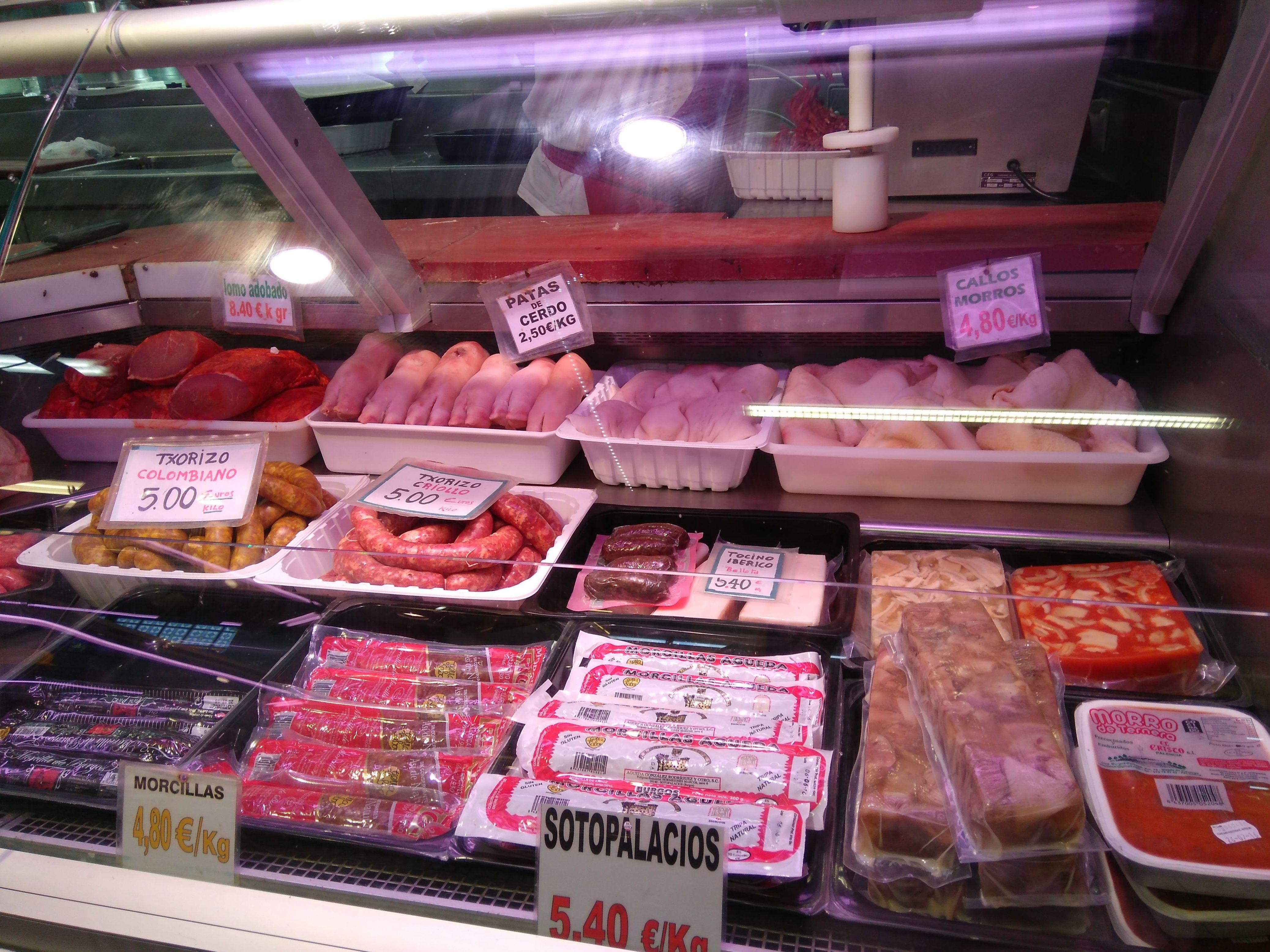 Foto 5 de carnicer as en bilbao carnicer as rodo - Carniceria en madrid ...
