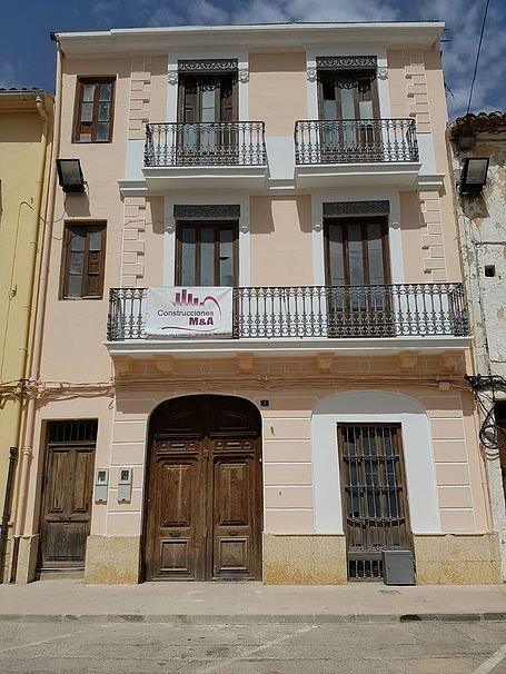 Refuerzos estructurales: Servicios de Construcciones Mira & Armero S.L