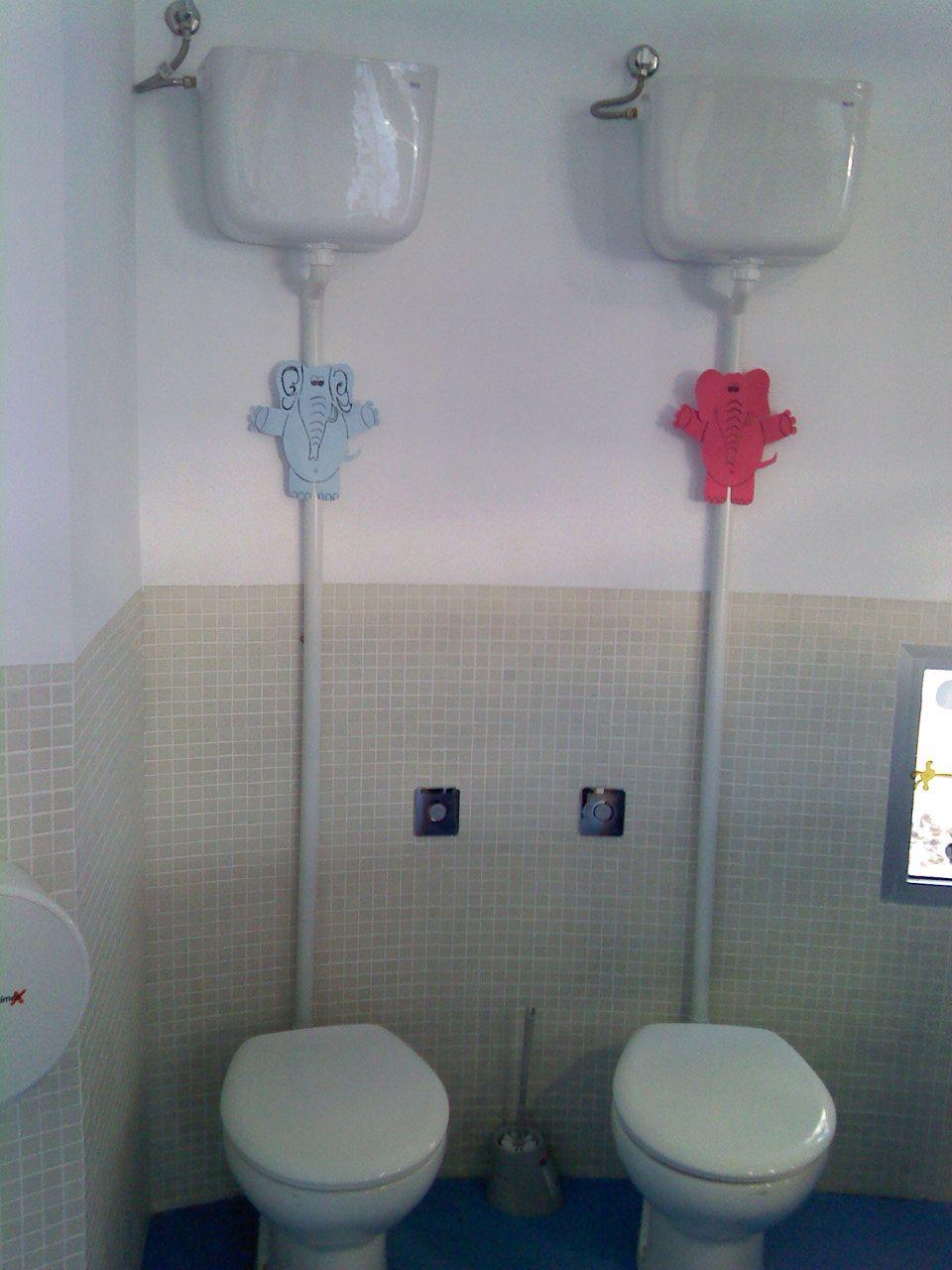 Reforma de baños para escuela infantil en Valencia