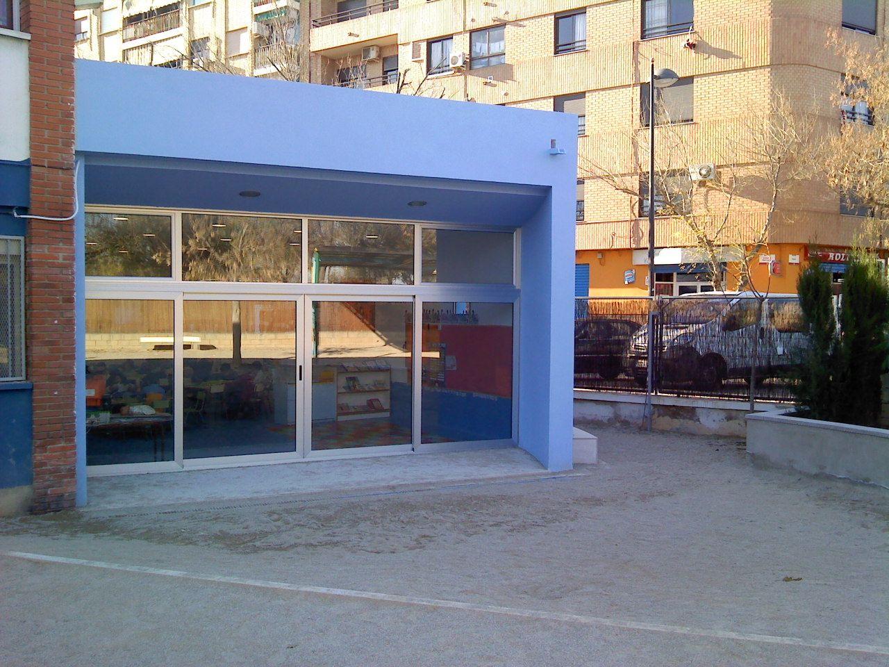 Ampliación de escuela infantil en Valencia