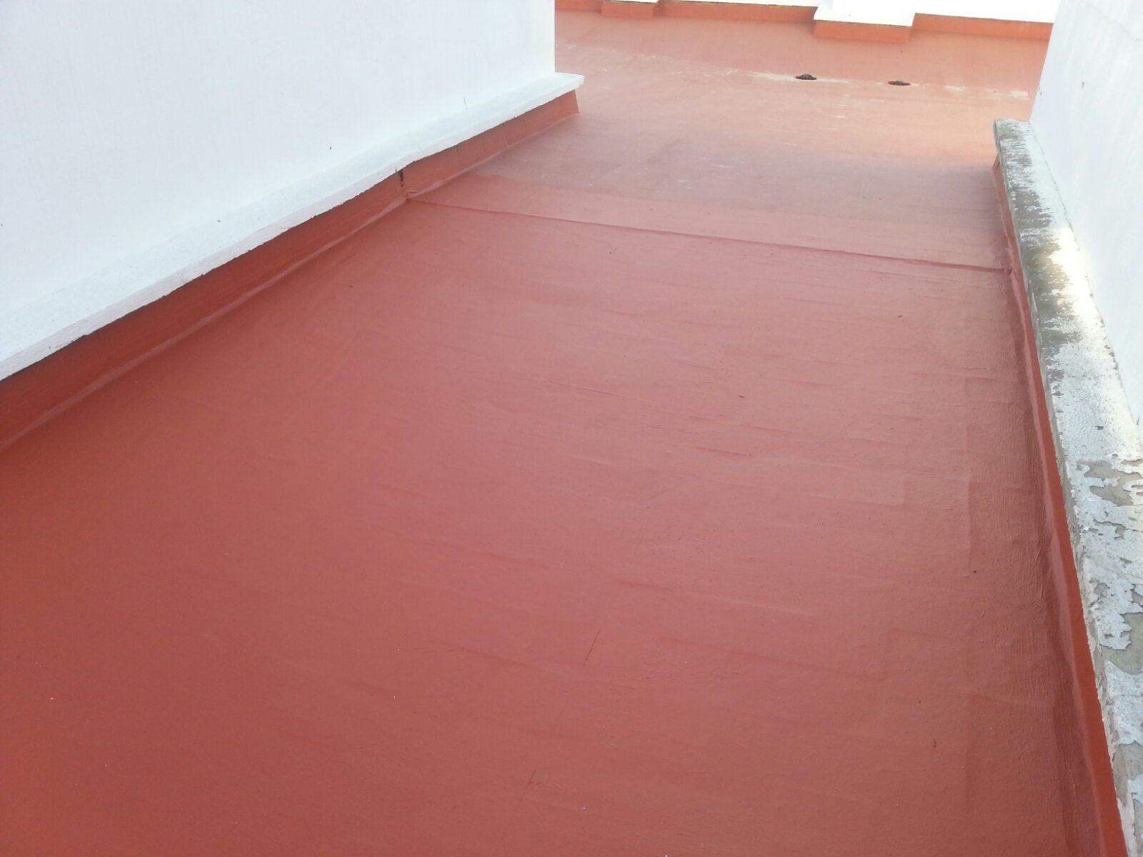 Impermeabilización: Servicios de Construcciones Mira & Armero S.L