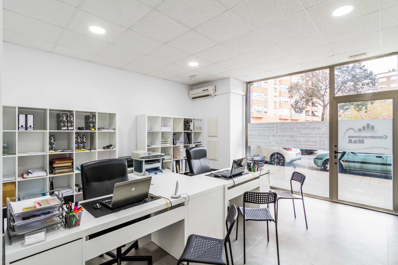 Reformas integrales de edificios en Valencia