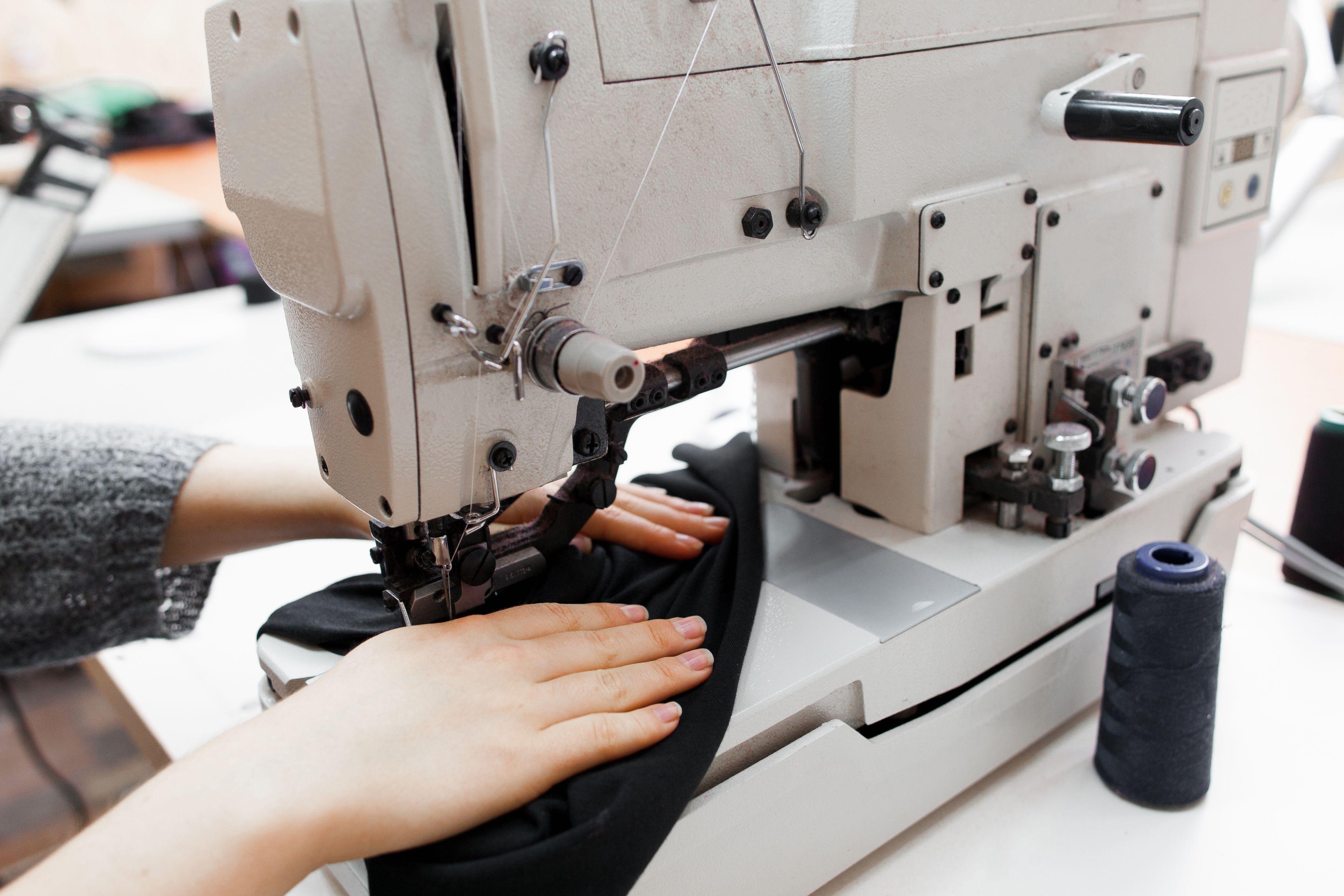 Venta y reparación de máquinas de coser en Badalona