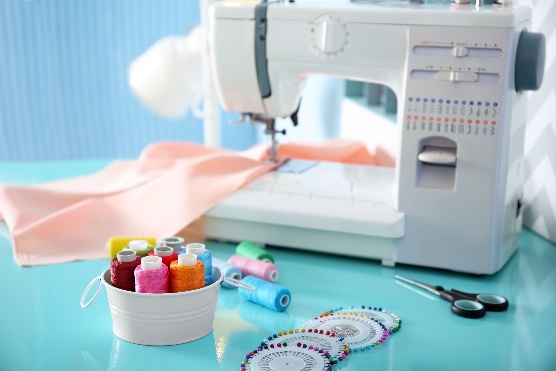 Venta de máquinas de coser: Máquinas de Coser de A. Ramos
