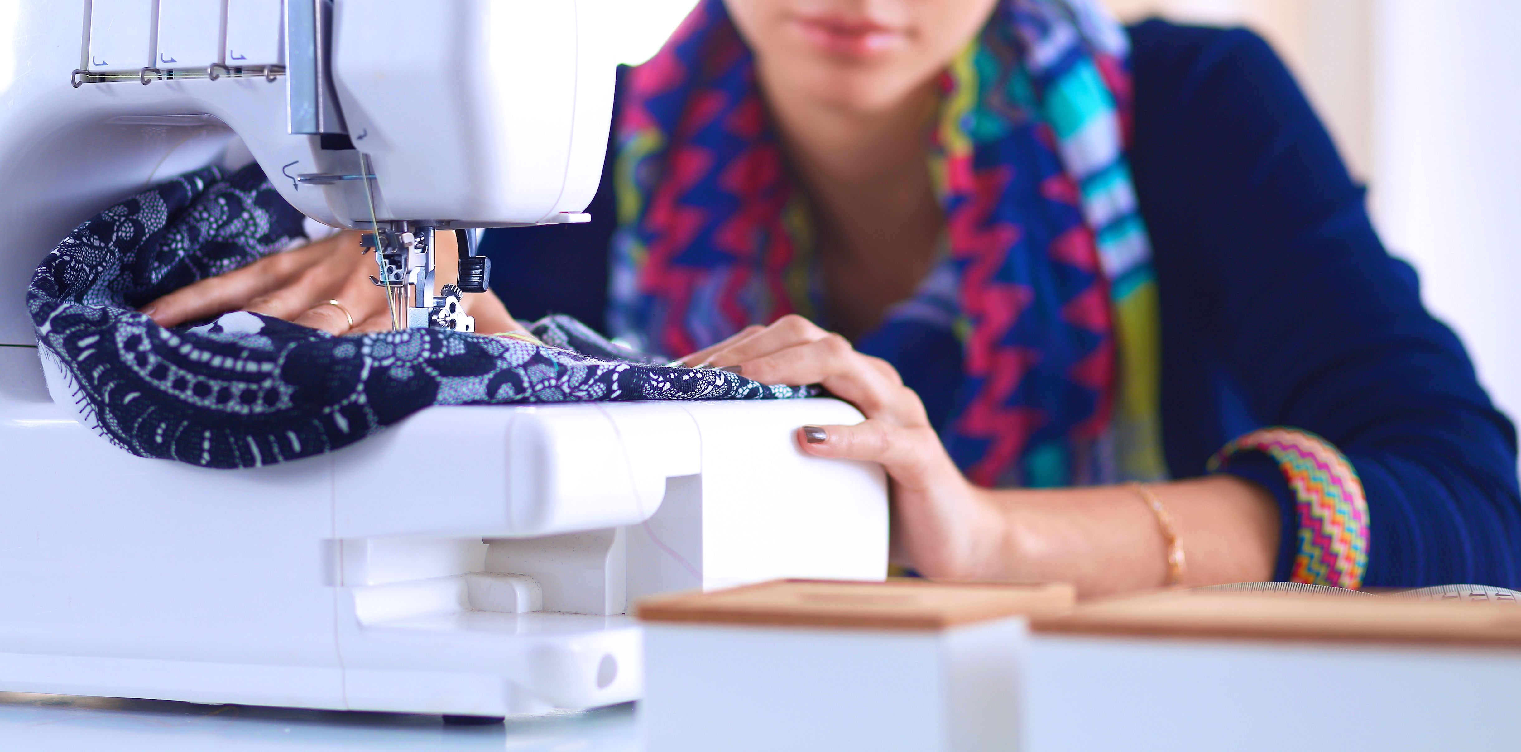 Venta y reparación de máquinas de coser en Santa Coloma de Gramenet