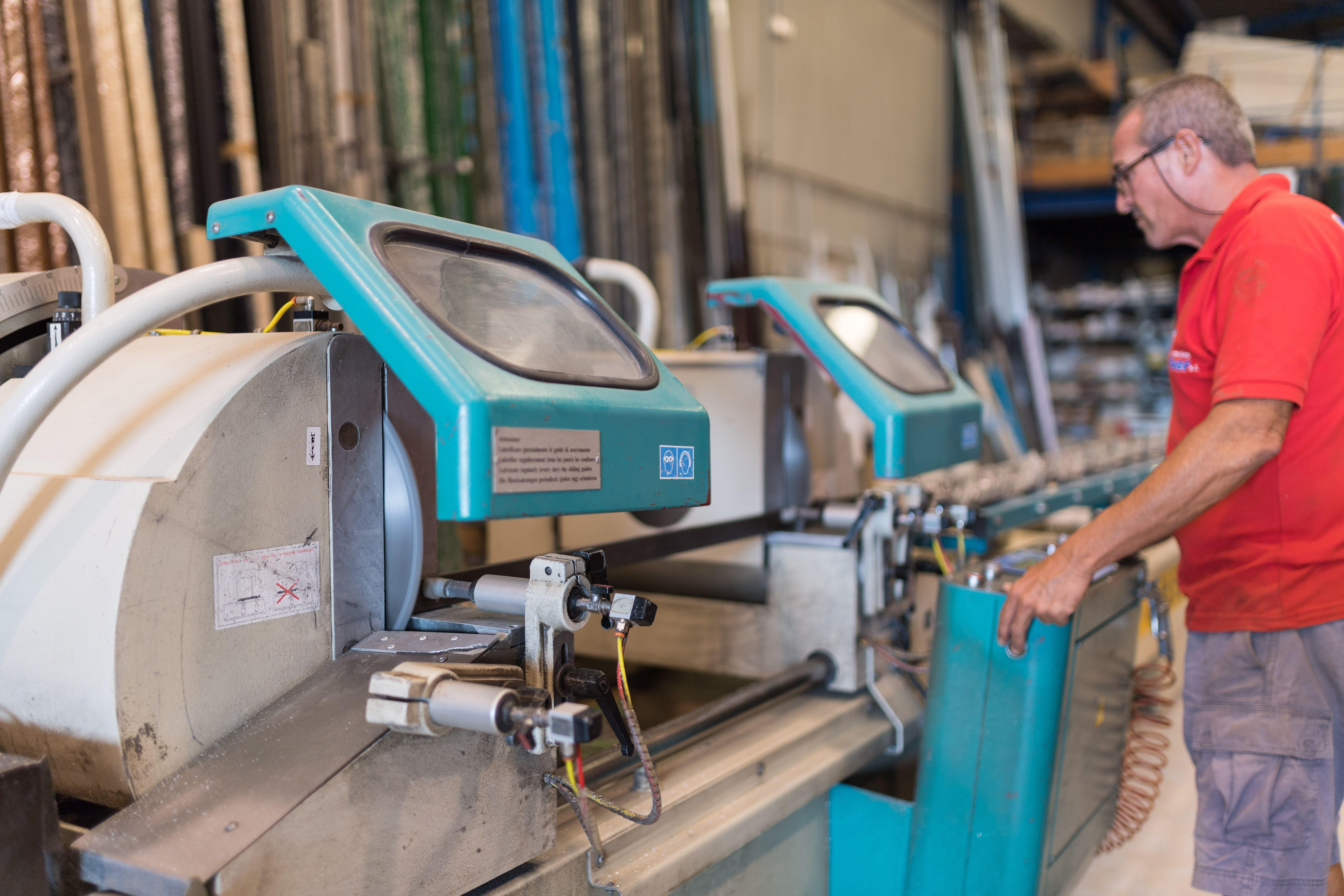 Última tecnología para la fabricación de ventanas de aluminio