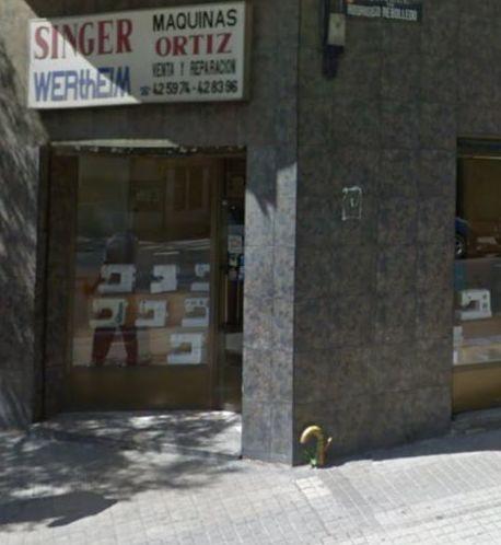 Foto 8 de Máquinas de coser en Zaragoza | Ortiz