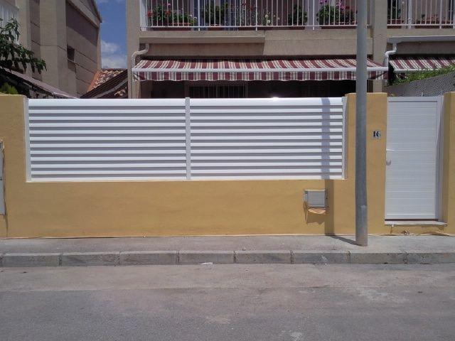 Foto 37 de Carpintería de aluminio, metálica y PVC en Villarreal | Jgmaluminio