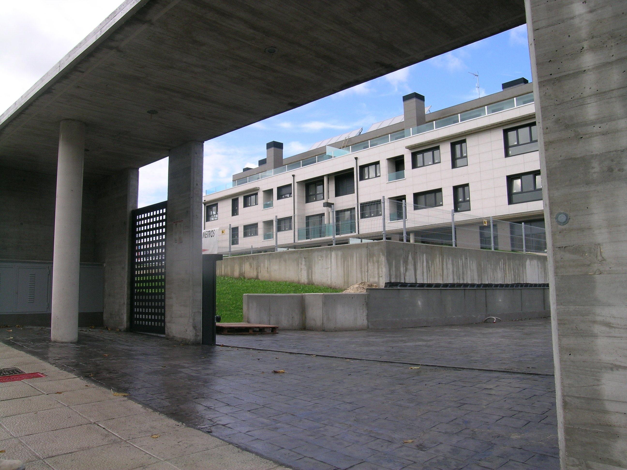 17 viviendas en Valdenoja. Santander