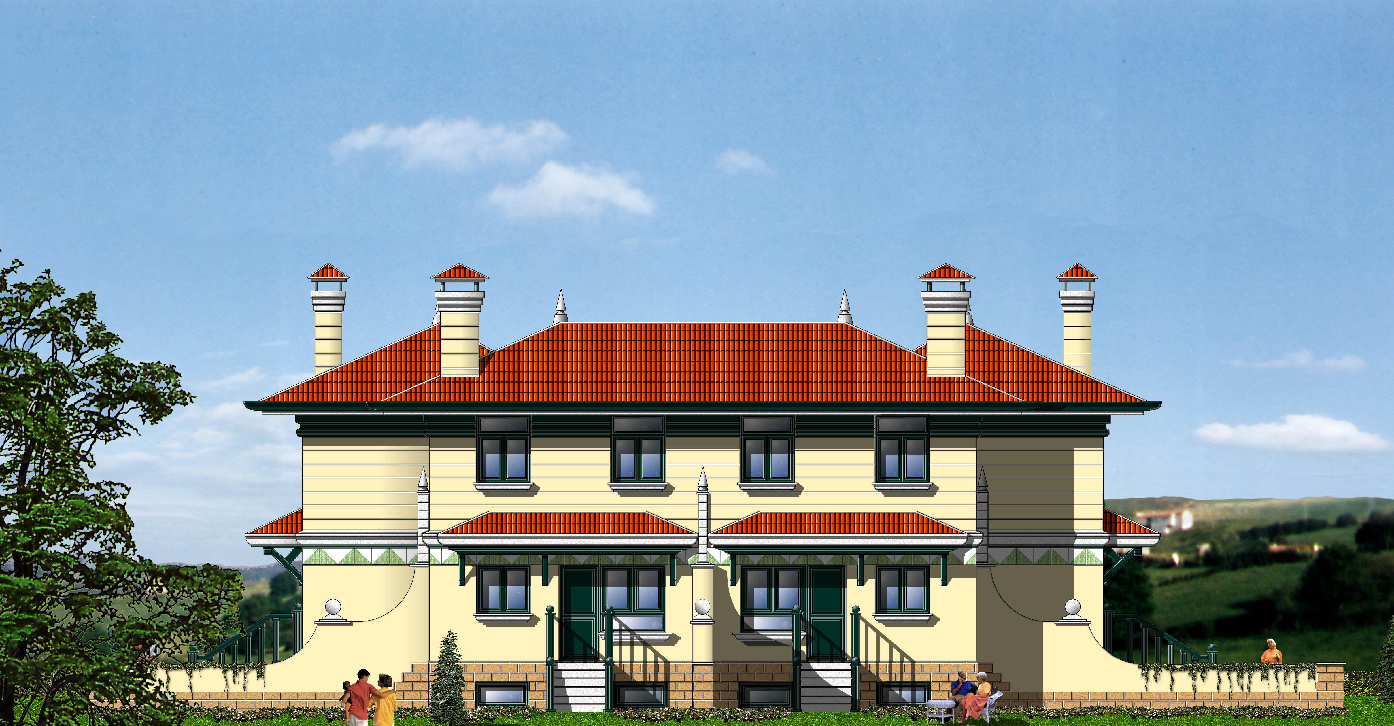 edificio de viviendas en Cantabria