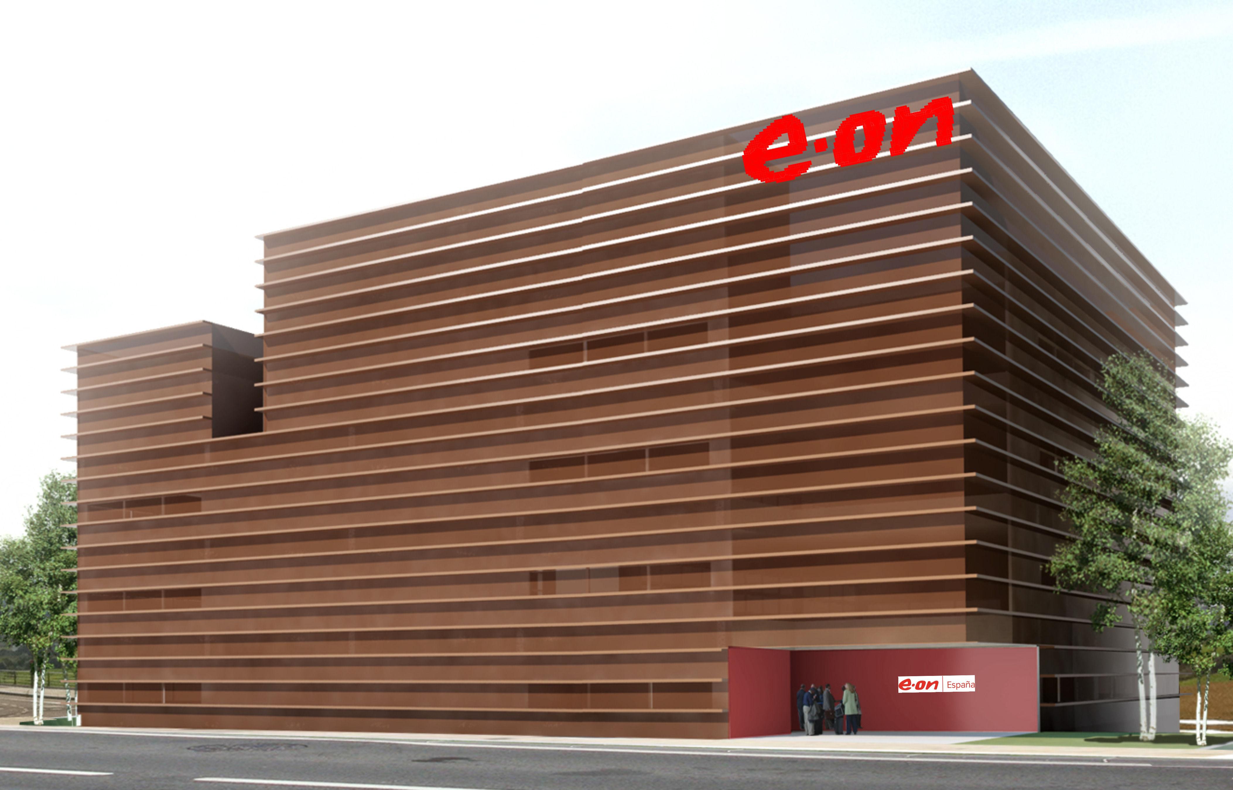 Edificio de oficinas de E-on en PCTCAN. Santander