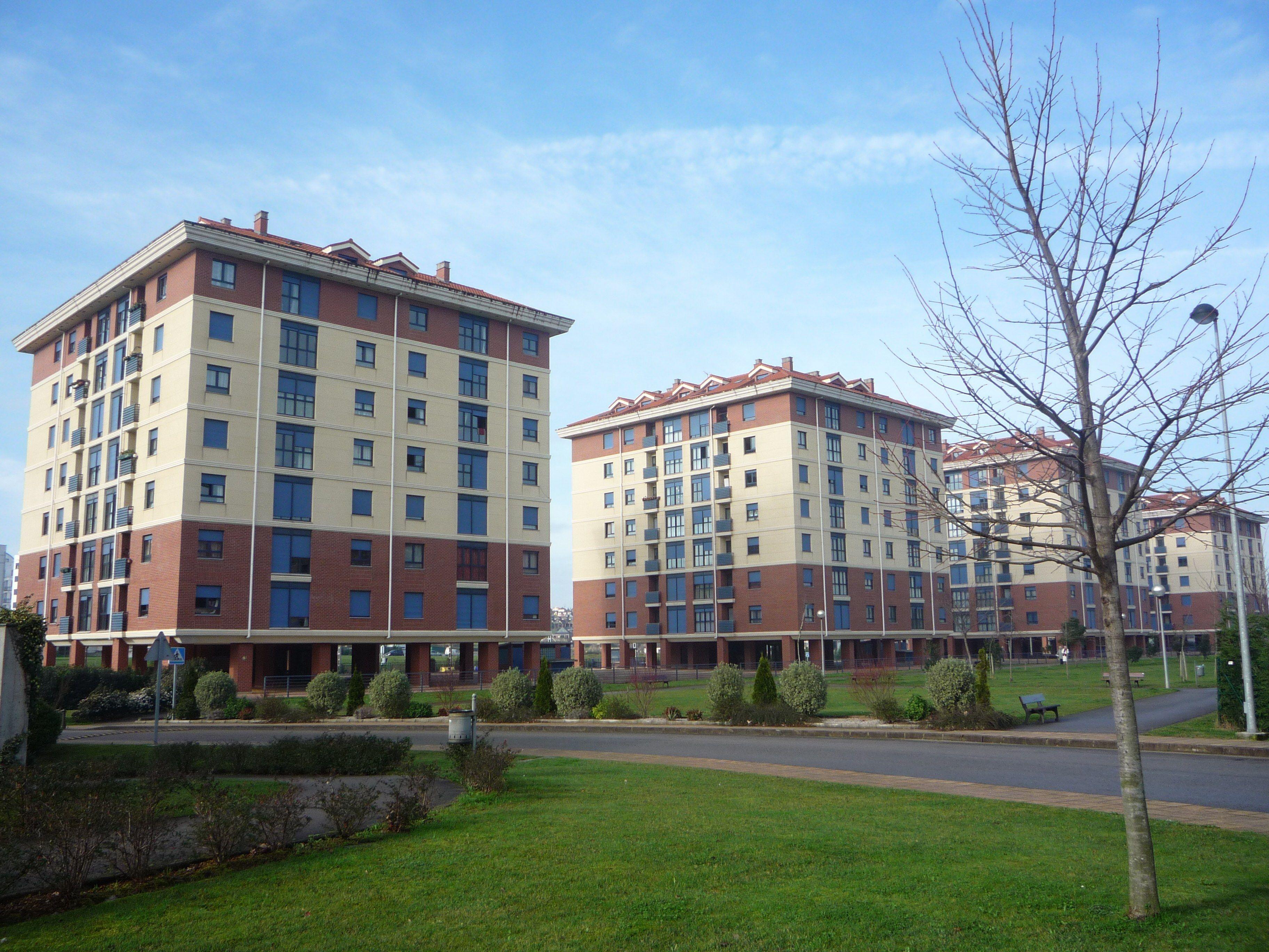 232 viviendas en Maliaño, Cantabria