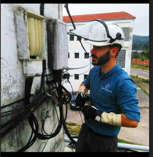 Foto 2 de Electricidad en Oviedo | Grupo DT Electricistas