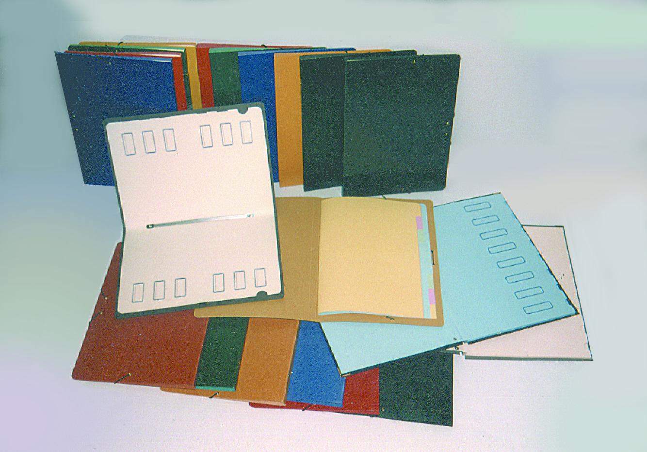 Carpeta separadores: Catálogo de Cartonajes A. Tolosa, S.L.