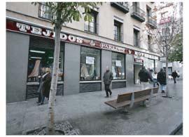 Foto 1 de Tejidos en Madrid | Tejidos Paredes
