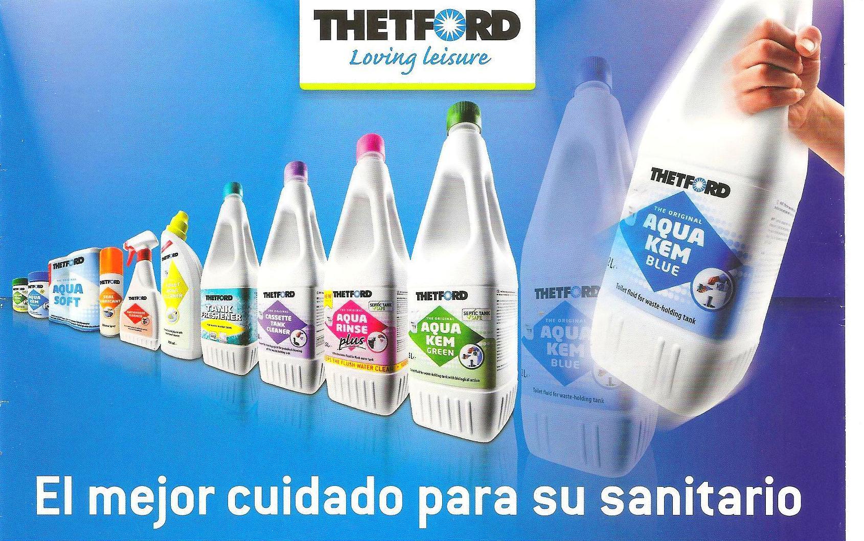 Productos Thetford