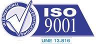 Calidad ISO 9001 y UNE 13.816