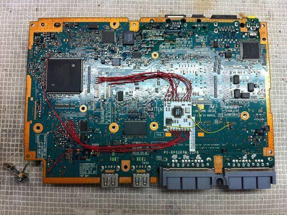Instalacion Chip Matrix Ps2