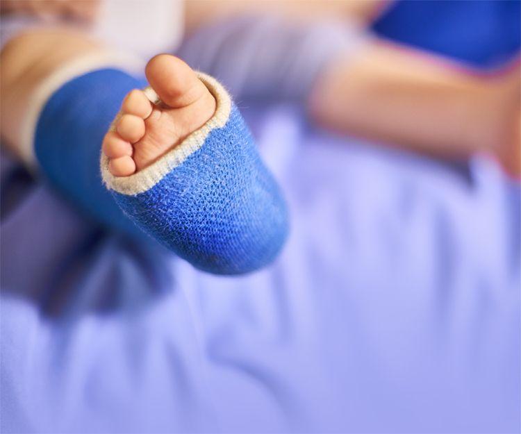 Ortopedia infantil en A Coruña