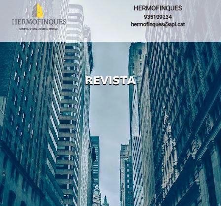 Nuestra Revista : Inmuebles y Servicios de Hermofinques