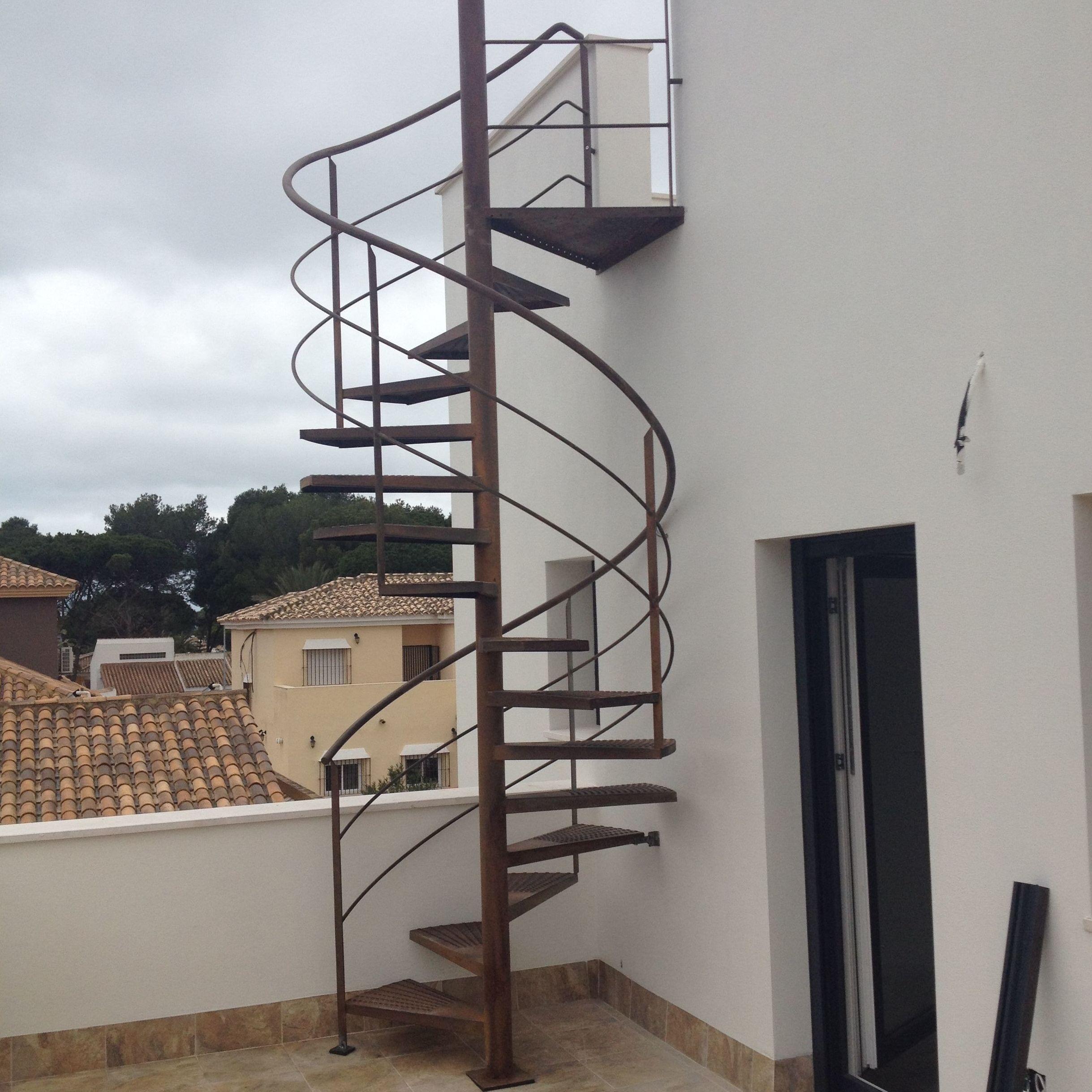 Escaleras Met Licas Y Escaleras De Caracol Productos Y