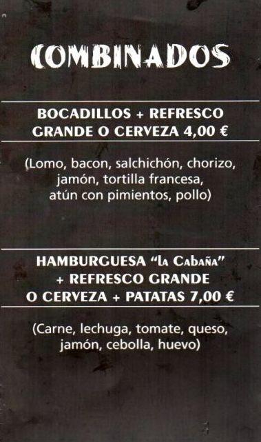 Foto 8 de Cafetería en Meco | La Cabaña