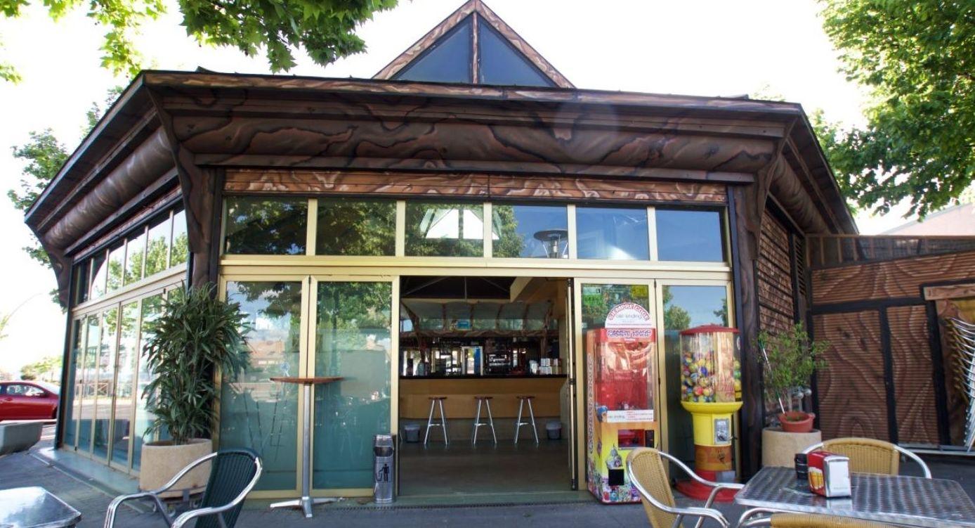 Bar con terraza: Carta de La Cabaña
