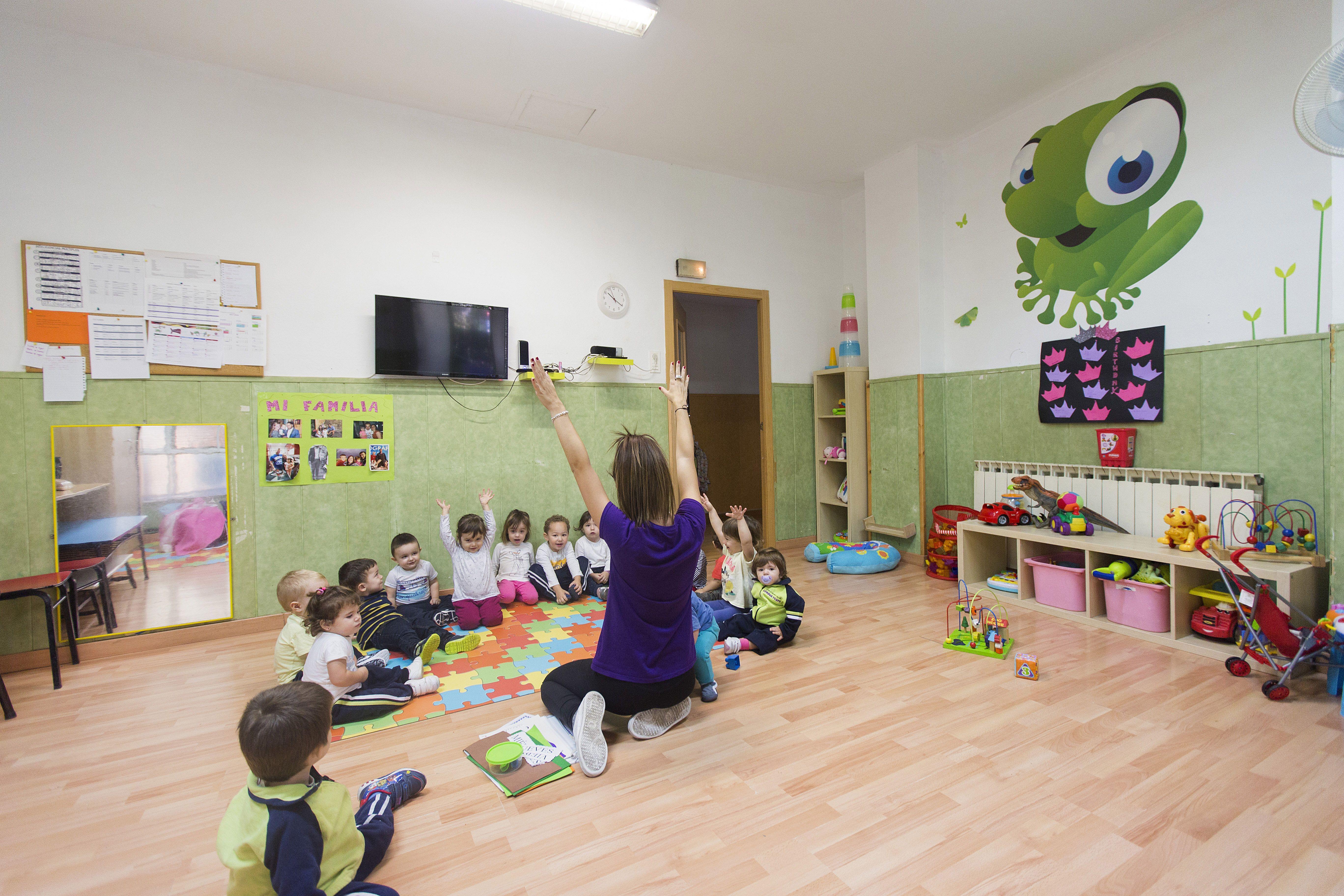 Aprendizaje de idiomas desde pequeños en Zaragoza