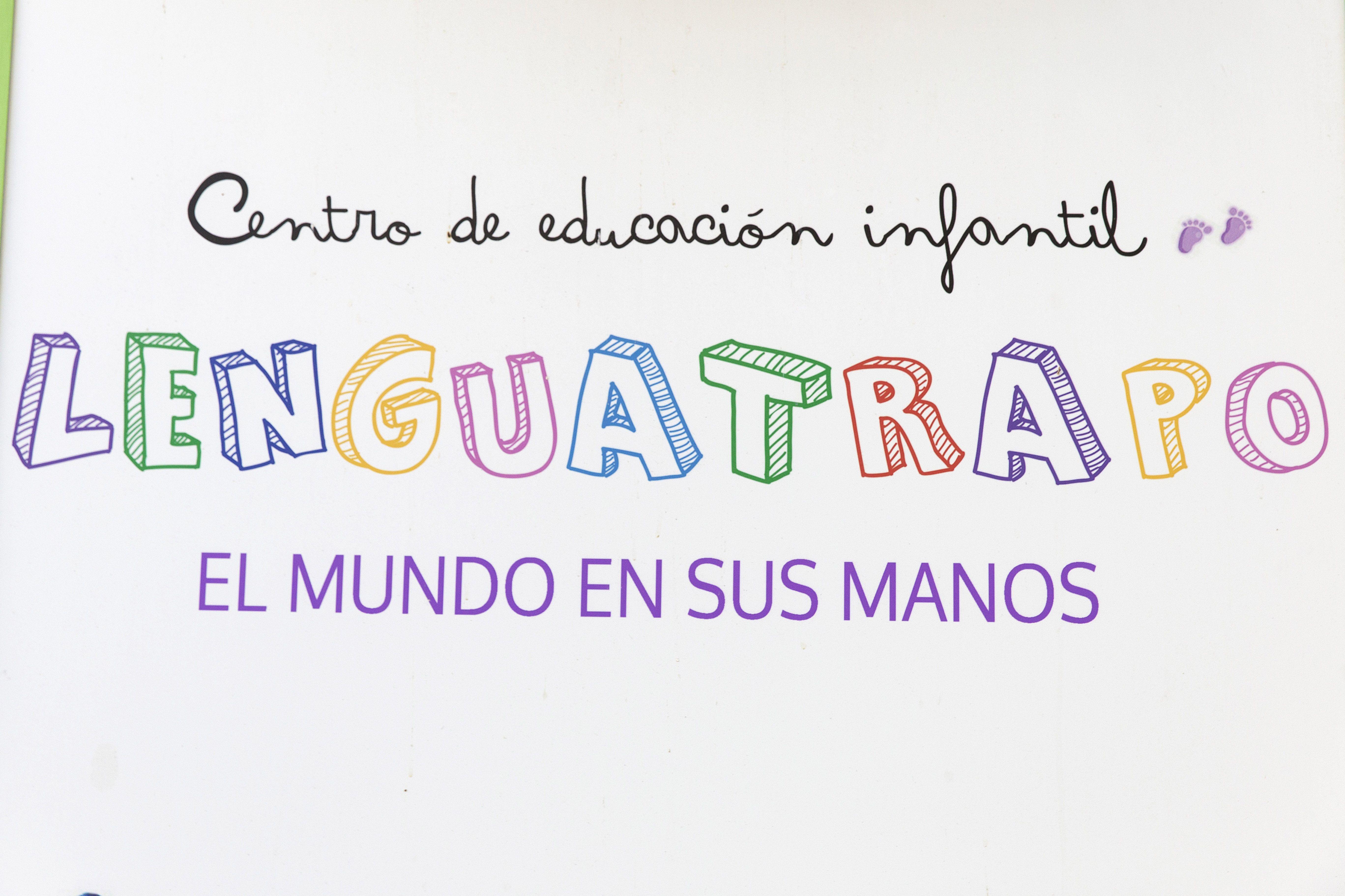 Lenguatrapo es un centro de educación infantil en Zaragoza