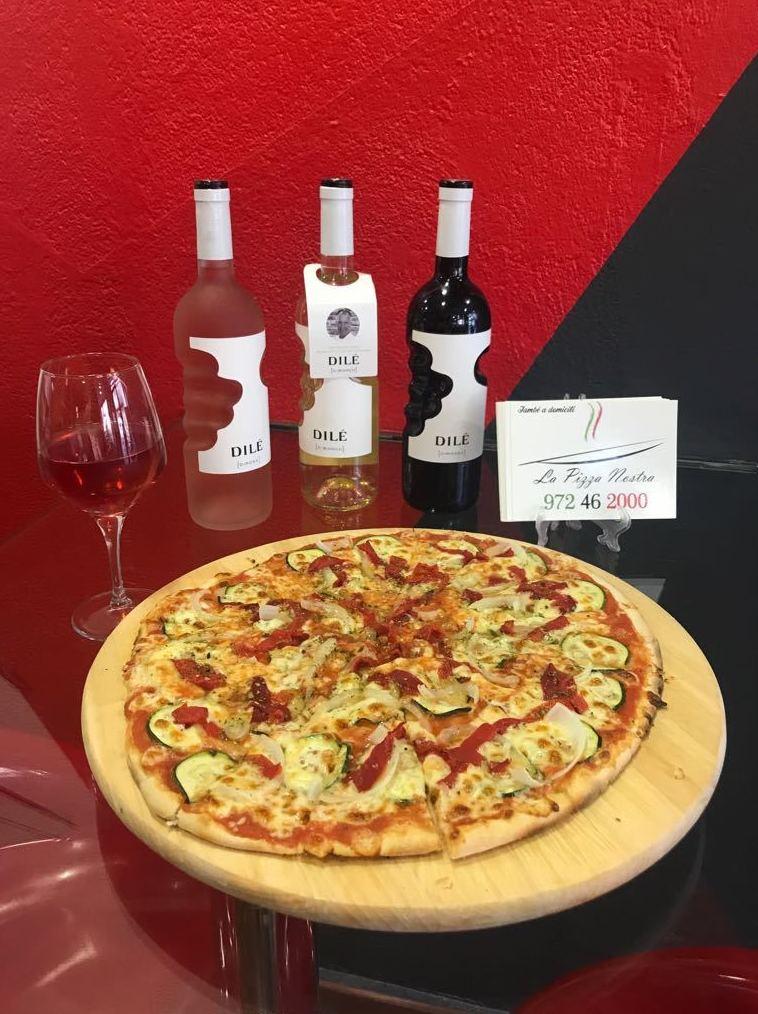 Foto 6 de Pizzerías en Cassà de la Selva | La Pizza Nostra