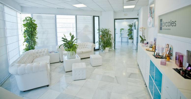 Córcoles, centro médico-estético en Sevilla