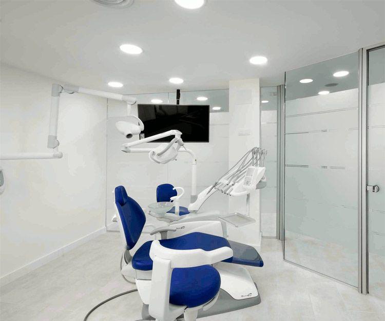 Clínica dental en Aluche