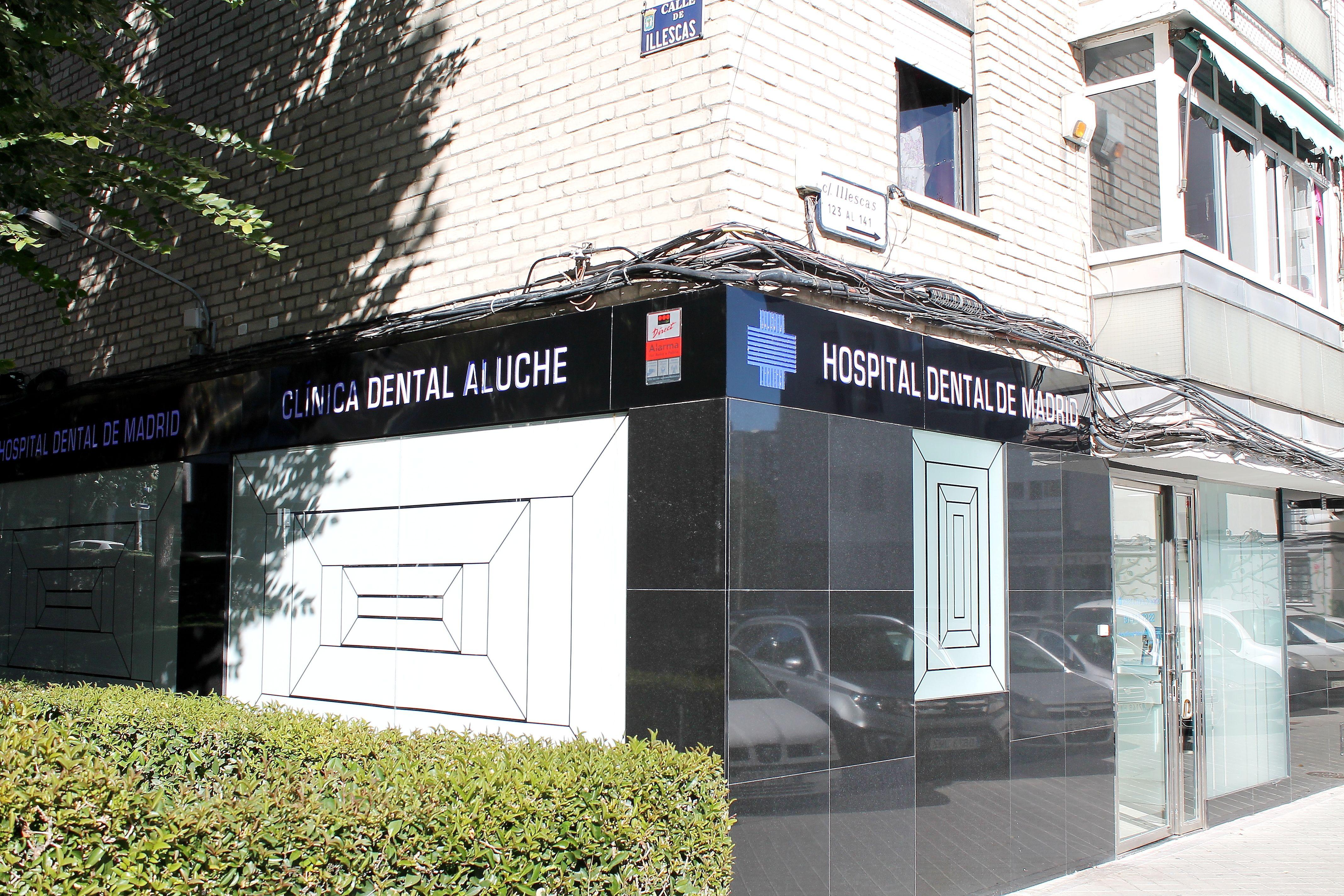 Hospital Dental Aluche en Madrid