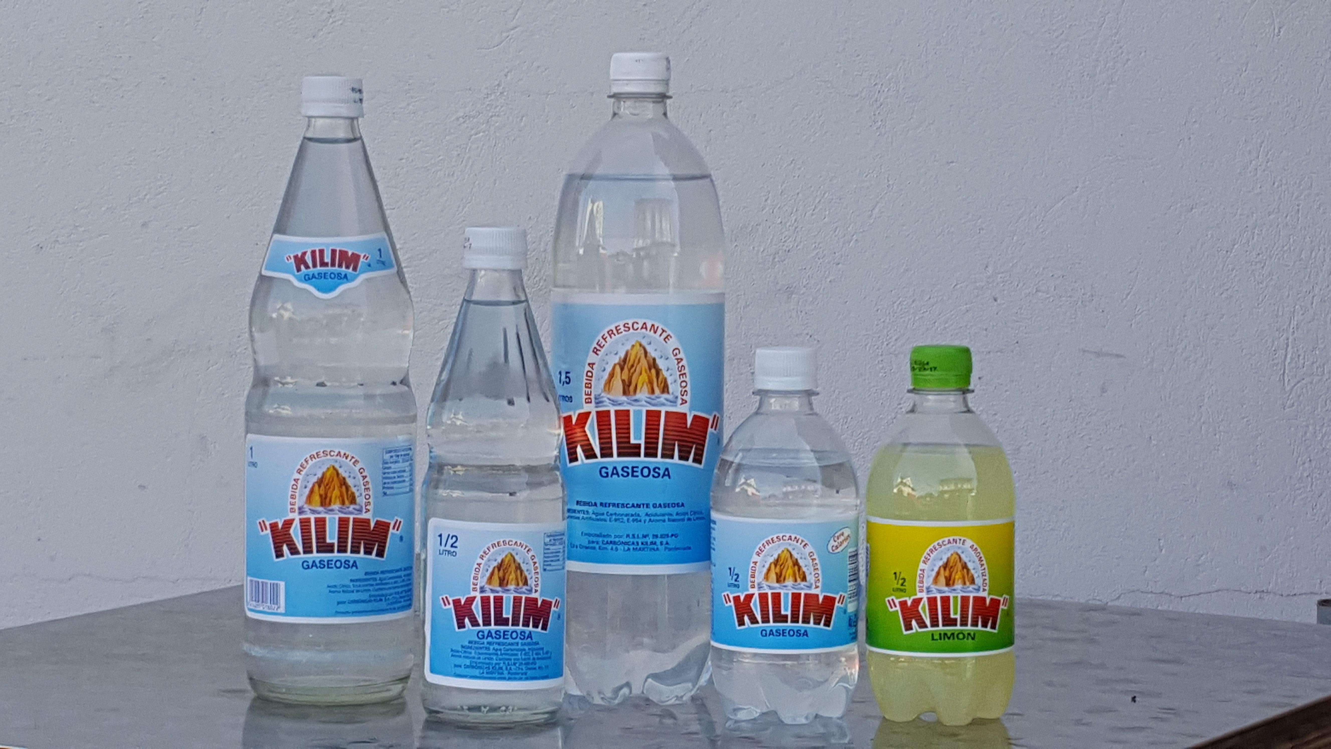 Distribución de gaseosa Kilim en León