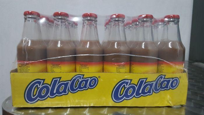 Distribución de batidos ColaCao en El Bierzo