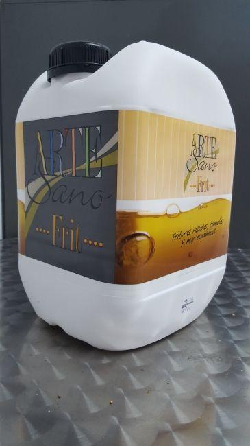 Distribución de aceite Arte Sano en León