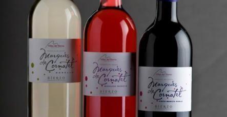 Distribución de vino Marqués de Cornatel en El Bierzo