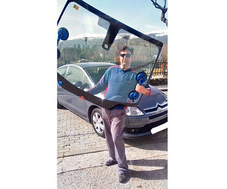 Cristalería del automóvil en Getafe