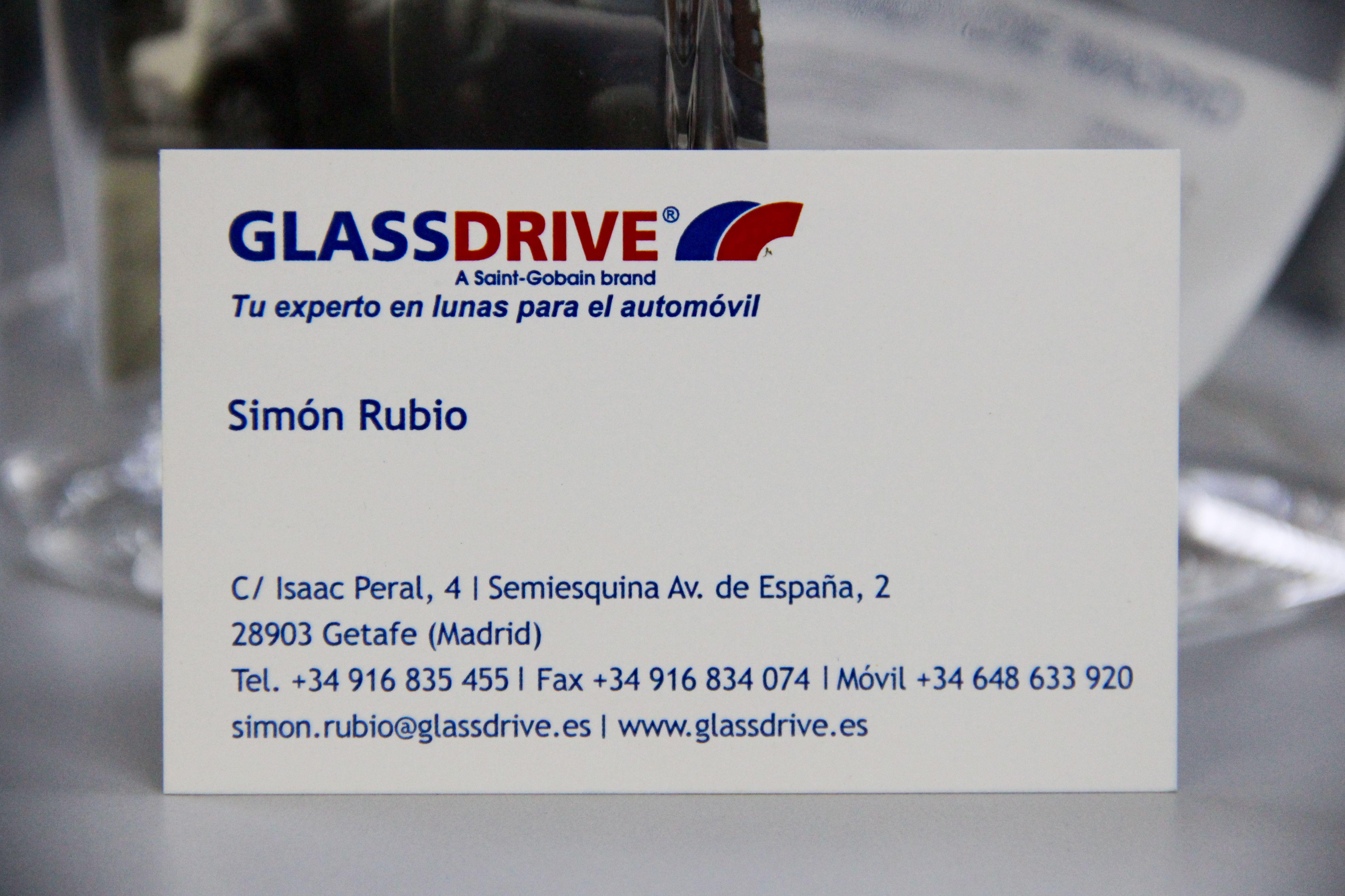 Foto 3 de Expertos en reparación, cambio y tintado de lunas en Getafe | Glassdrive Getafe